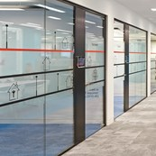 Revolution 54 DG Partition - Panel partitions