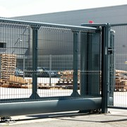 Slidemaster – With infill options for systems above single - Carbon steel gate
