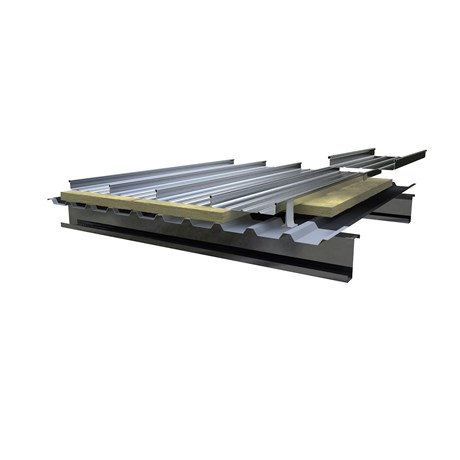 Liner Sheet with GFK Thermal Halter