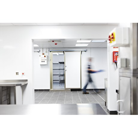 BioClad Advanced Foodsafe PVC Hygienic Wall Cladding