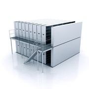Compactus Double Decker - Office storage units