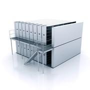 Compactus Double Decker -Office storage units