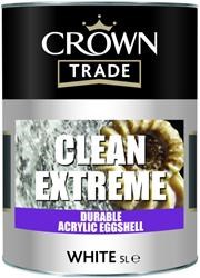 Clean Extreme Durable Acrylic Eggshell