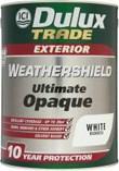 Weathershield Ultimate Opaque