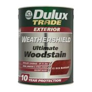 Weathershield Ultimate Woodstain