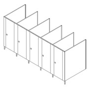 Panel Cubicle Assembly