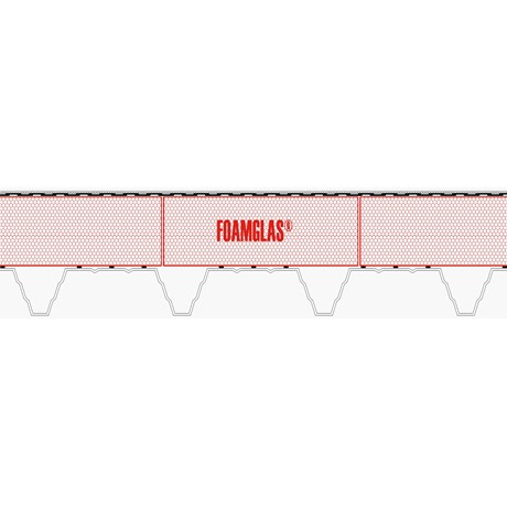 4.1.4 - Roof - Flat Insulation (Cold Adhesive) With Membranes