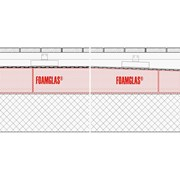 4.3.3 - Roof: Flat or Tapered Insulation (Hot Adhesive) with Membranes and Timber Decking