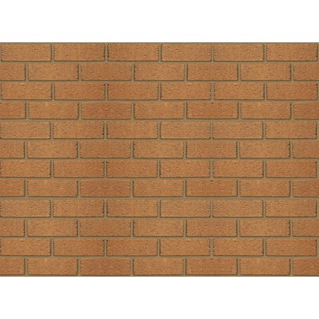 Anglian Buff Multi Rustic 73 mm - Clay bricks