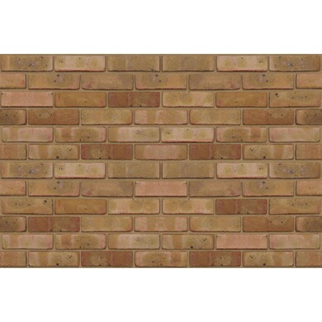 Arundel Yellow Multi Stock - Clay bricks