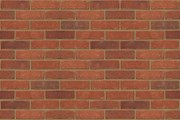 Audley Red Mixture Stock - Clay bricks