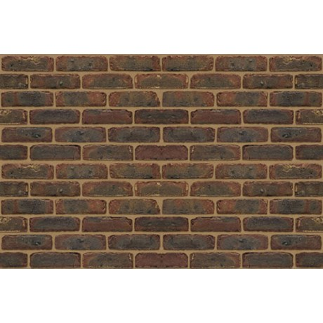 Barcombe Kilnwood Multi Stock - Clay bricks