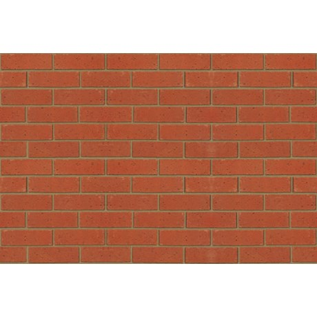 Barlaston Orange Blend - Clay bricks