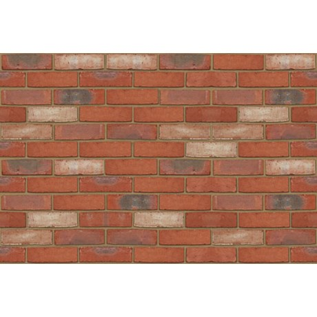 Beamish Blend - Clay bricks