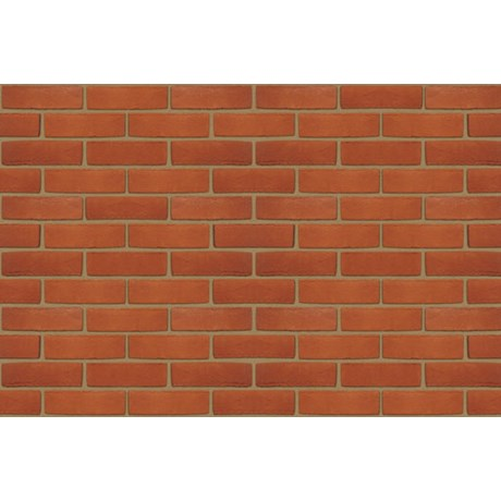 Berkshire Orange Stock - Clay bricks