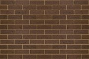 Bracken Brown Rustic - Clay bricks