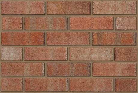 Chillingham Blend - Clay bricks
