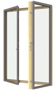 VELFAC 231 Double Glazed Casement Door