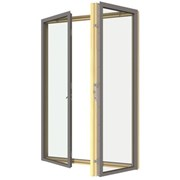 VELFAC 231 Double Glazed Casement Door