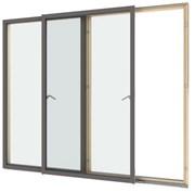 VELFAC 237 Double Glazed Sliding Casement Door