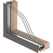 VELFAC 200 ENERGY Triple Glazed Window Unit