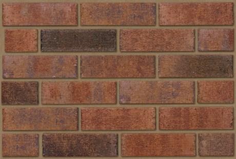 Morpeth Blend - Clay bricks
