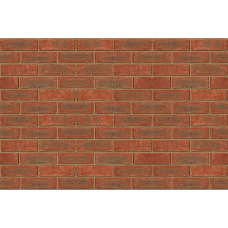 Weston Red Multi Stock - Clay bricks