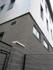 Smooth Solid Block -Aggregate concrete blocks