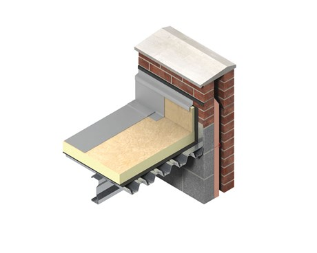 Kingspan Thermaroof TR27 LPC/FM - Flat roof insulation