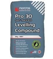 Pro 30 Fast Track Eco Levelling Compound