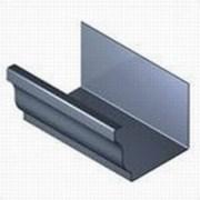 Dales Dove Aluminium Gutter