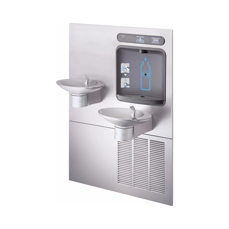 Halsey Taylor HTHBWF-OVLSER-I - Drinking fountain packages