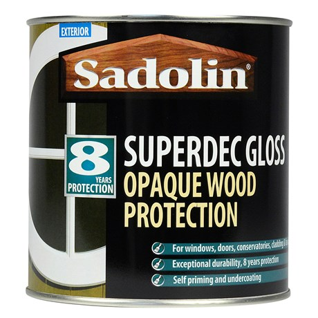 Superdec Opaque Gloss