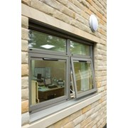 Hybrid Series 1 Composite Casement Window System [Wall Placement]