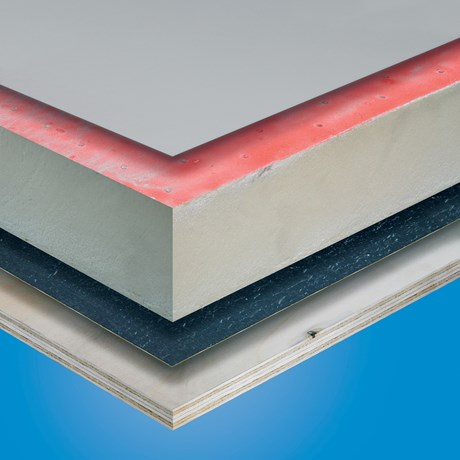 G410-ELF Adhered Roof System - Sarnavap 5000E SA