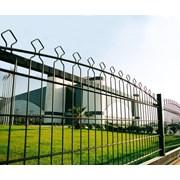 Decofor Arco- Metal mesh fence panel