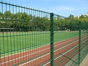 Nylofor 2D Twilfix - Metal mesh fence panel