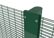 Securifor 4D + Bekasecure - Metal mesh fence panel