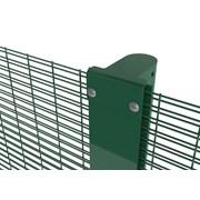 Securifor 4D + Bekasecure - Metal mesh fence panel