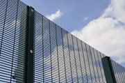 Securifor 358 + Bolt Thru - Metal mesh fence panel