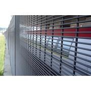 Securifor 2D + Bekasecure - Metal mesh fence panel