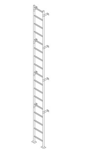 SL - Fixed Vertical Ladder