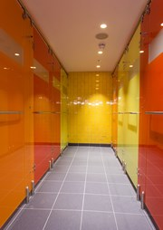 Luminoso Glass Cubicles