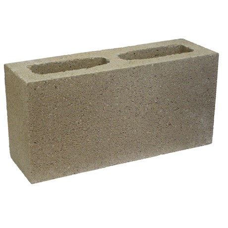 Cellular Dense Concrete Block