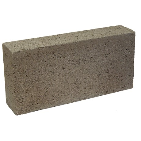 Solid Dense Concrete Block