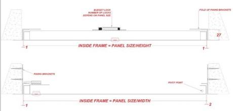 PAL01 - Wall Panel