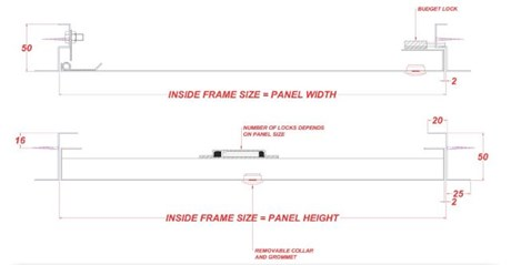 PAL02 - Wall Panel