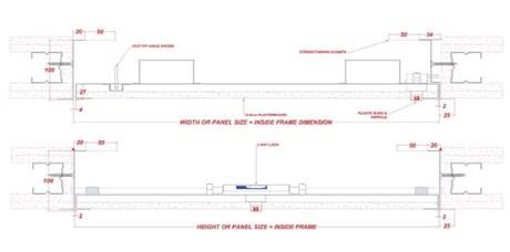PAL53 - Wall Panel