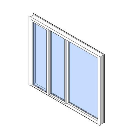 Exterior Telescopic Single Door