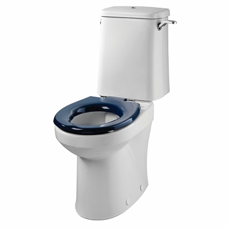 Avalon: Close Coupled Rimfree Seat Ring - WC suites